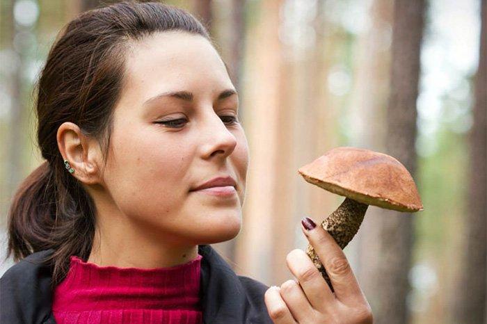 грибы для кормящей мамы