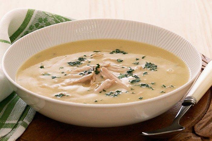 рецепт супа с шампиньонами для малыша