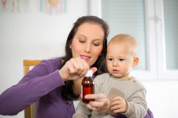 сироп для малыша