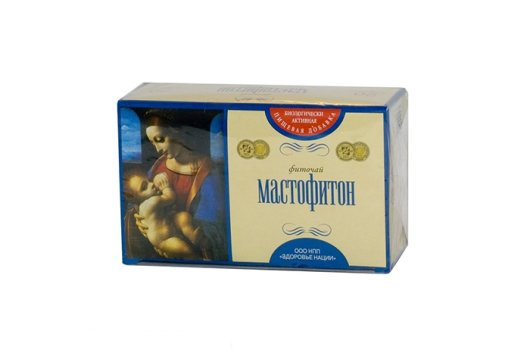 мастофитон при мастопатии