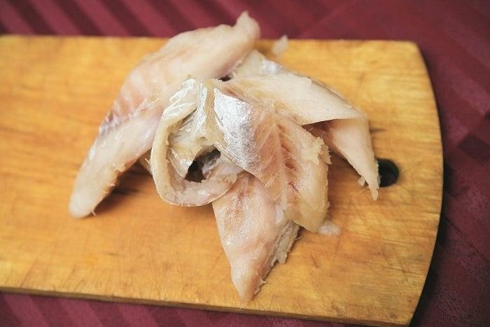 рыбное филе для грудничка