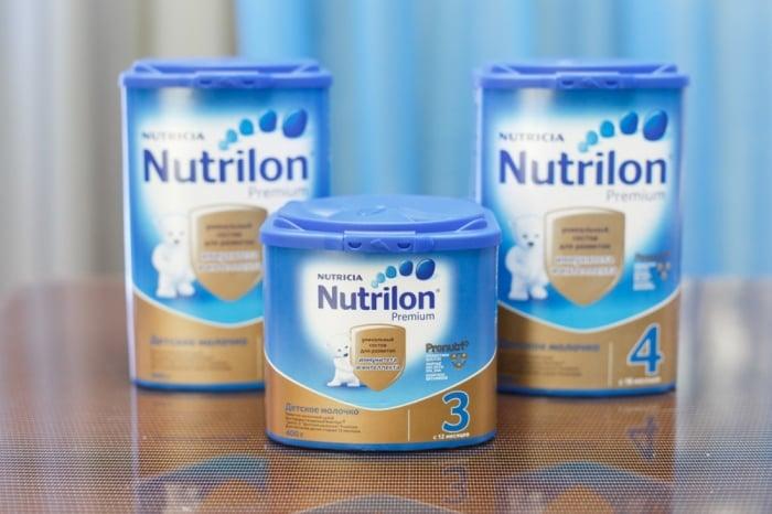 молочная смесь для новорожденного