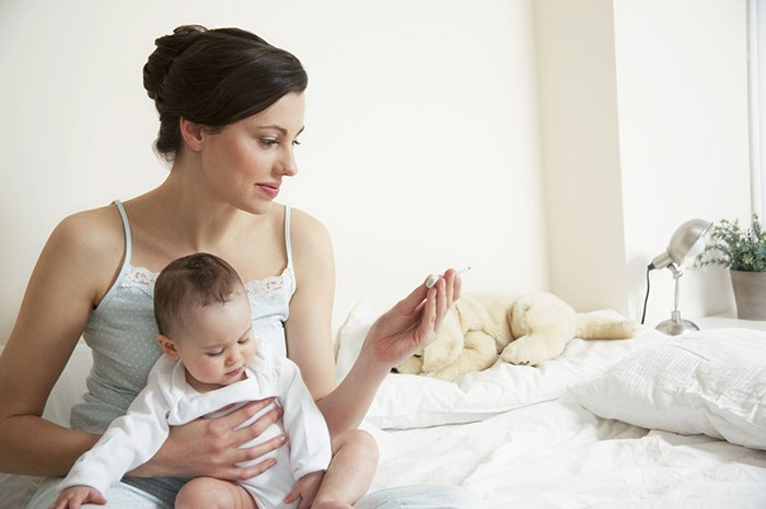орви у новорожденного