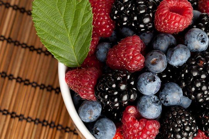 ягоды для киселя