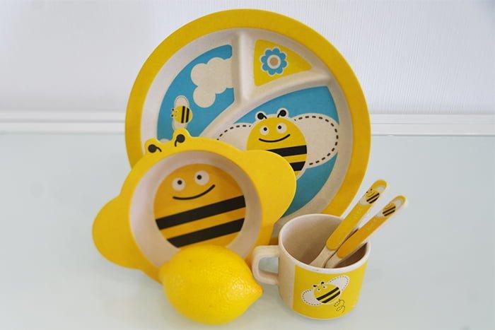 детская посуда для ребенка