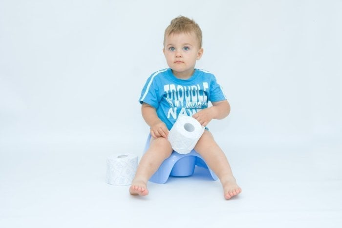 горшок для ребенка