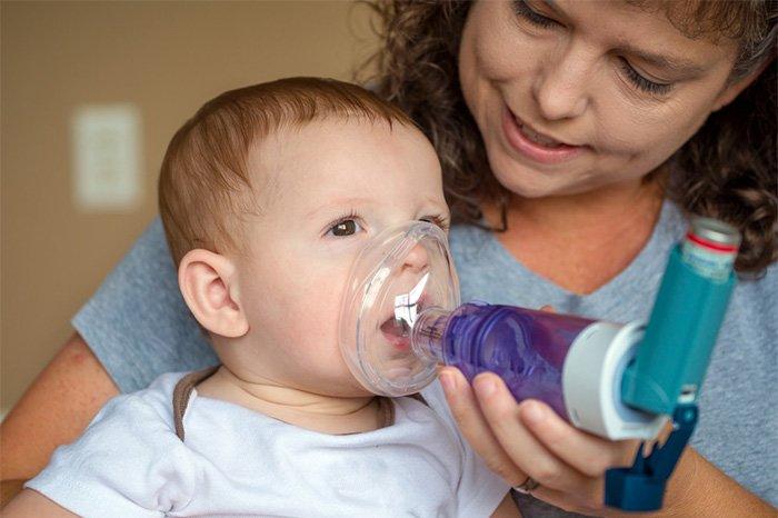 астма у новорожденного