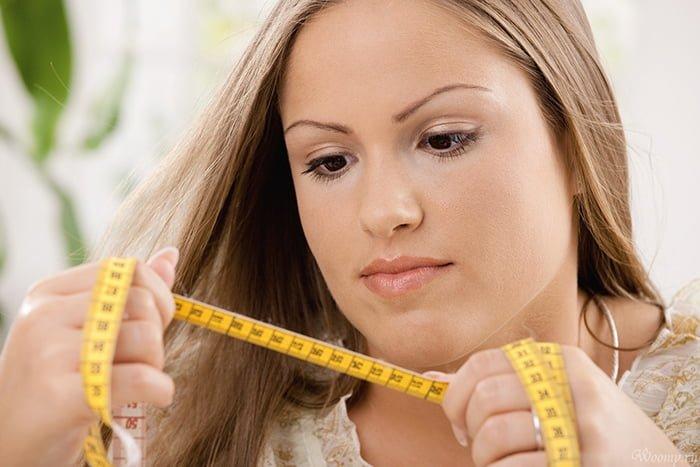 набор веса после родов
