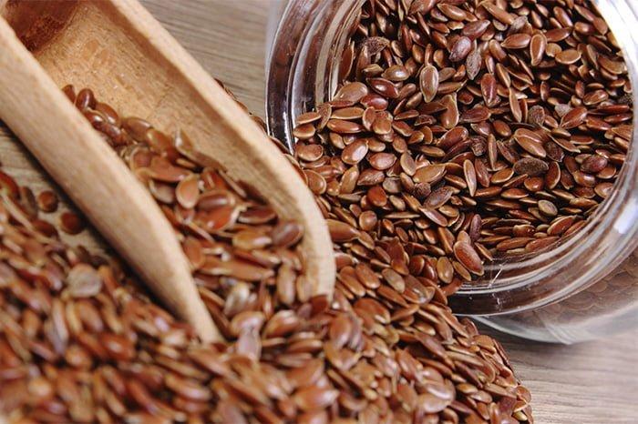 семена льна при лактации