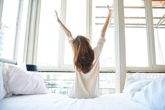 бодрость с утра