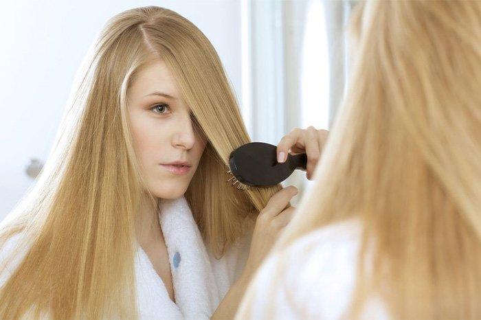 уход за волосами при гв