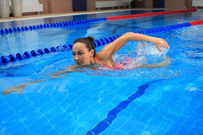бассейн при грудном вскармливании