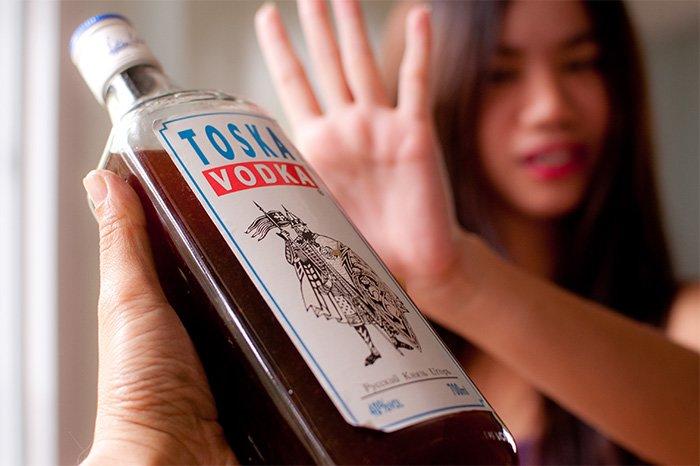 отказ от алкоголя при лечении