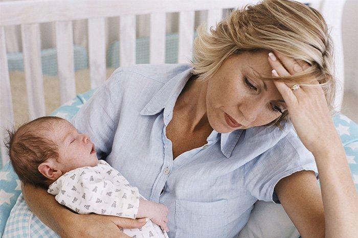 мигрень у кормящей мамы