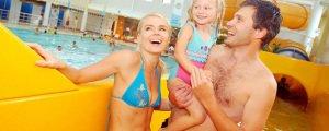 семейный отдых в аквапарке