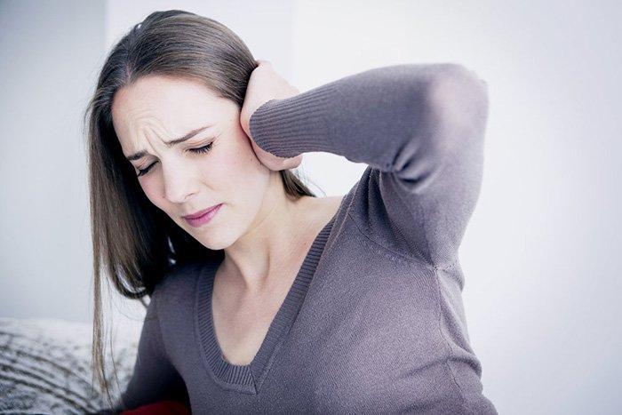 ушная боль при гв