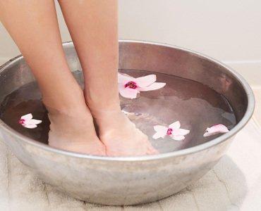 ножная ванна при грудном вскармливании