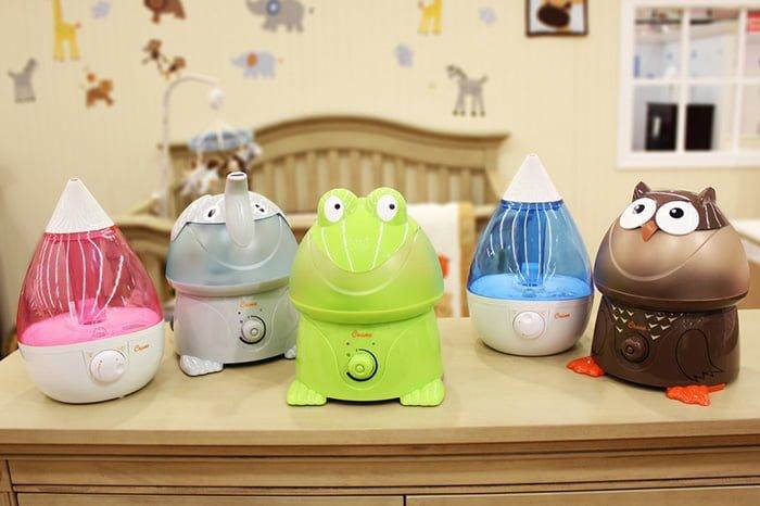 прибор для повышения влажности воздуха в детской комнате