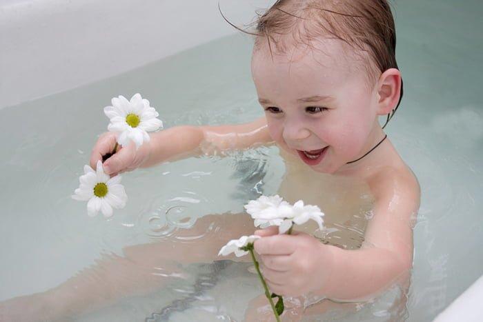 водные процедуры для снятия гипертонуса мышц у ребенка