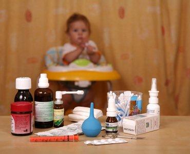 лекарства для новорожденного