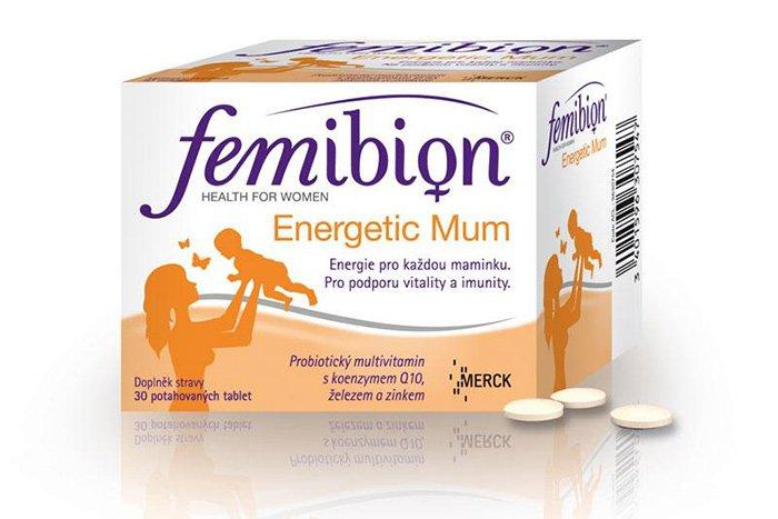 витамины для кормящей мамы