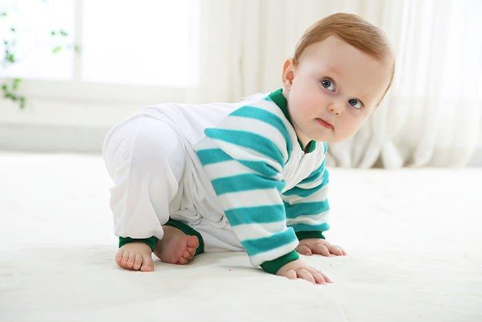 детский комбинезон из флиса