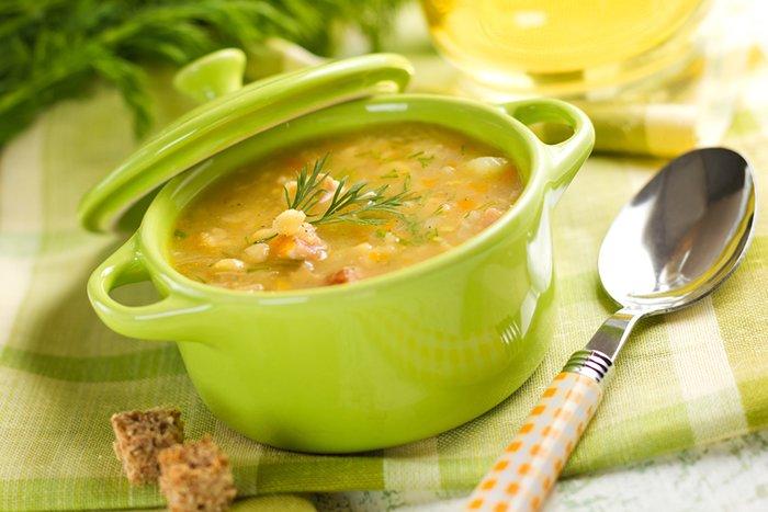 гороховый суп в прикорм ребенку