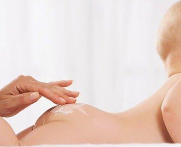 уход за кожей грудничка