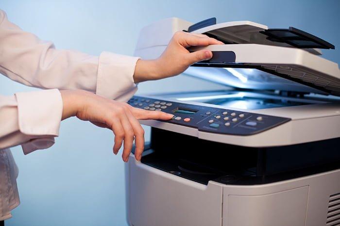 печать документов