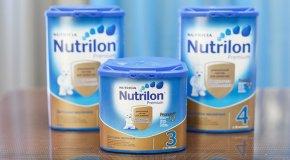 молочные смеси для новорожденных