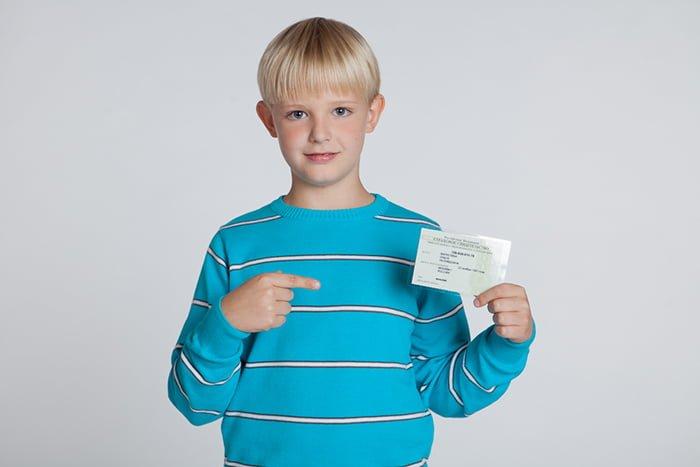 снилс для оформления полиса омс для ребенка старше 14 лет