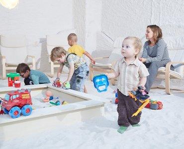 галотерапия для детей