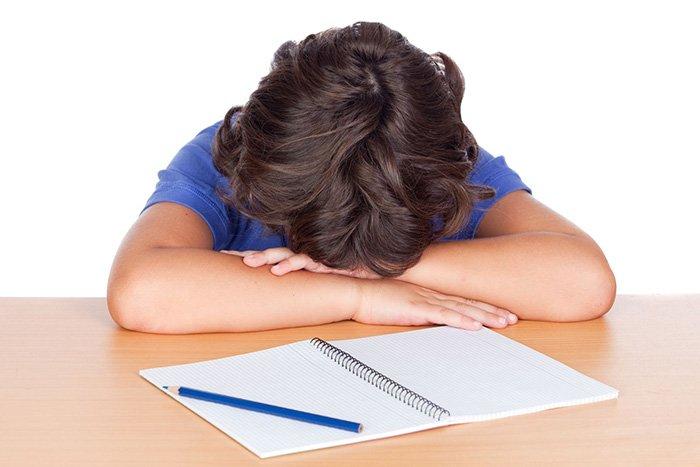 сонливость у ребенка