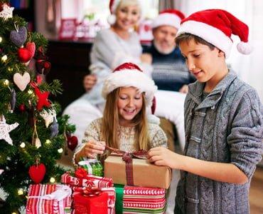 подарки для детей на новый год