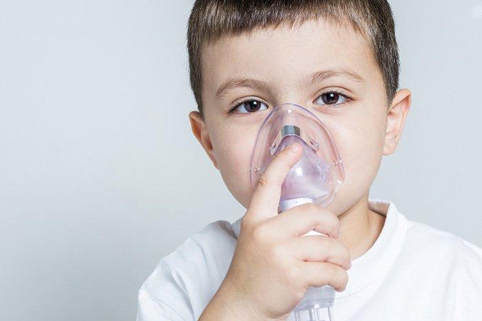 ингаляция при кашле и насморке у ребенка