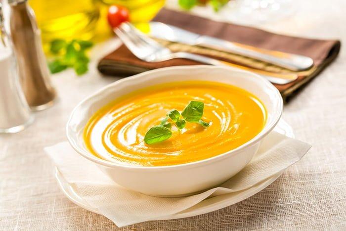 суп из тыквы в прикорм грудничку