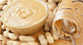 арахисовая паста для кормящей мамы