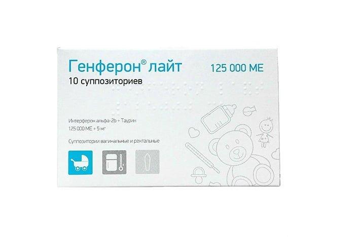 аналог гриппферона