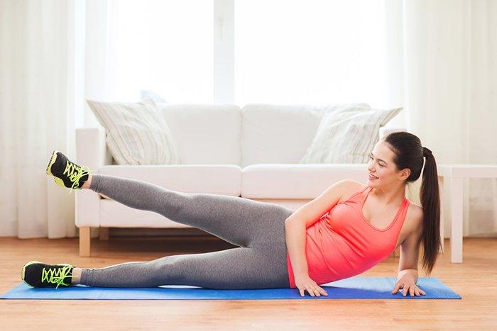 упражнение для живота после родов