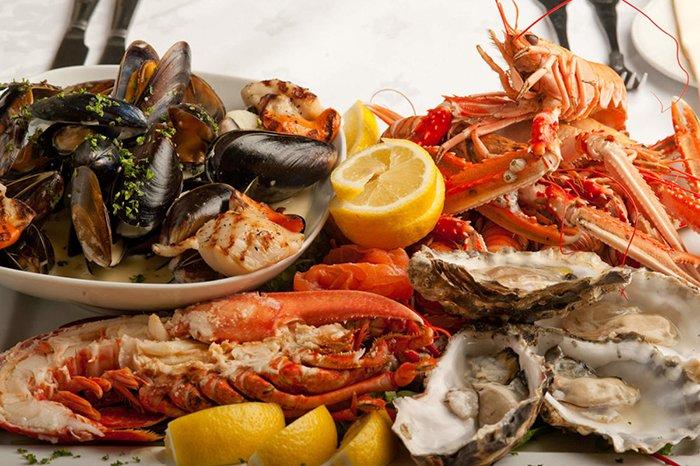 морепродукты для кормящей мамы