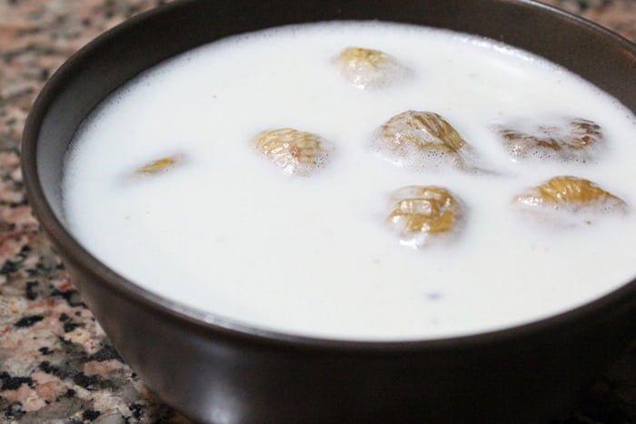 лечение кашля молоком с инжиром