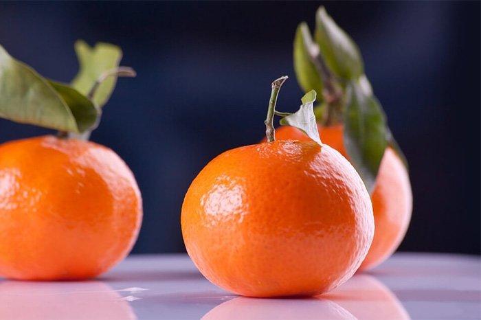 мандарины при грудном вскармливании