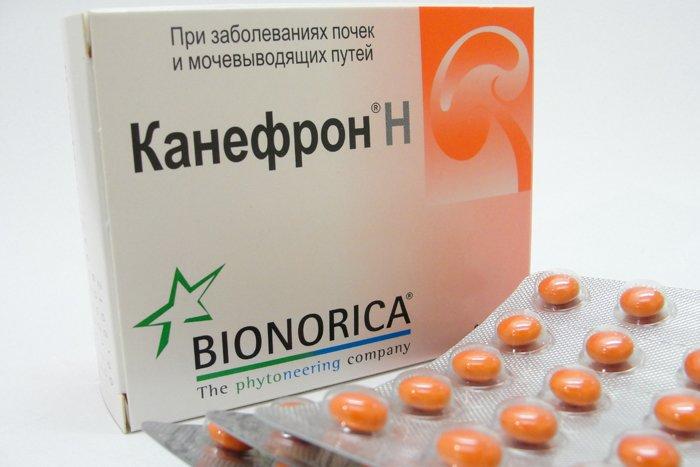 таблетки для лечения цистита у детей