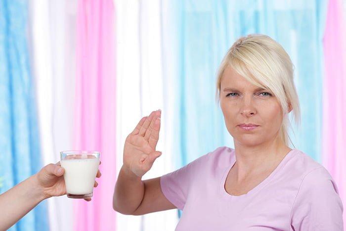 отказ от коровьего молока