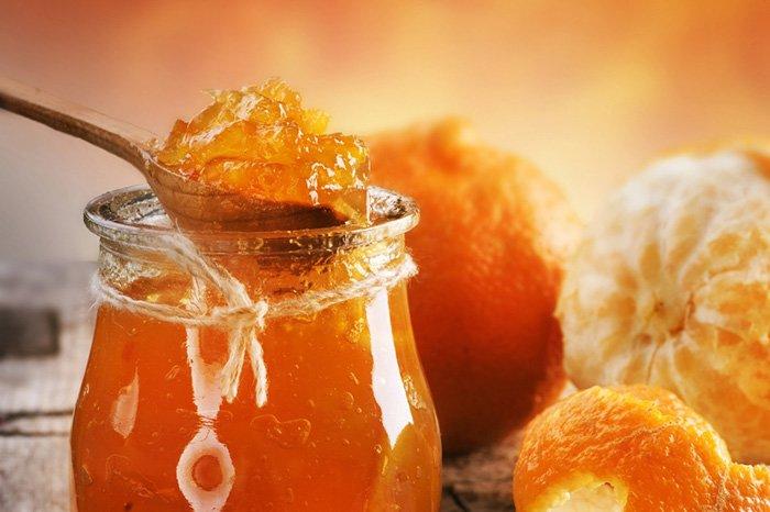 джем из мандаринов