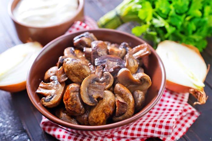 вредные грибы