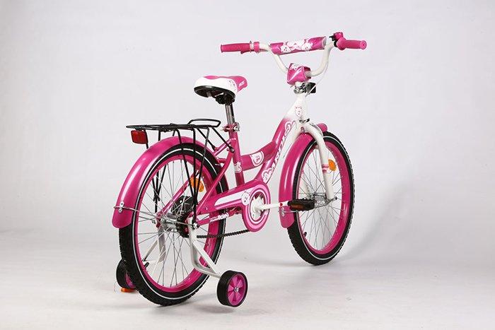 детский велосипед для обучения езде