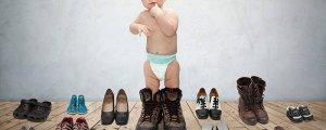 подбор размера обуви для ребенка