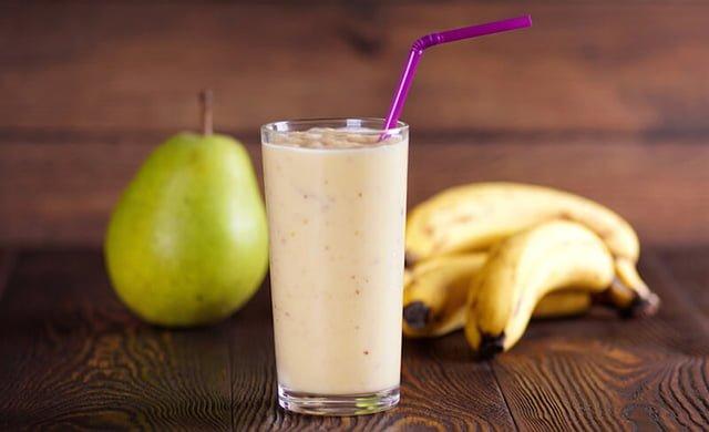 banana-pear-smoothie