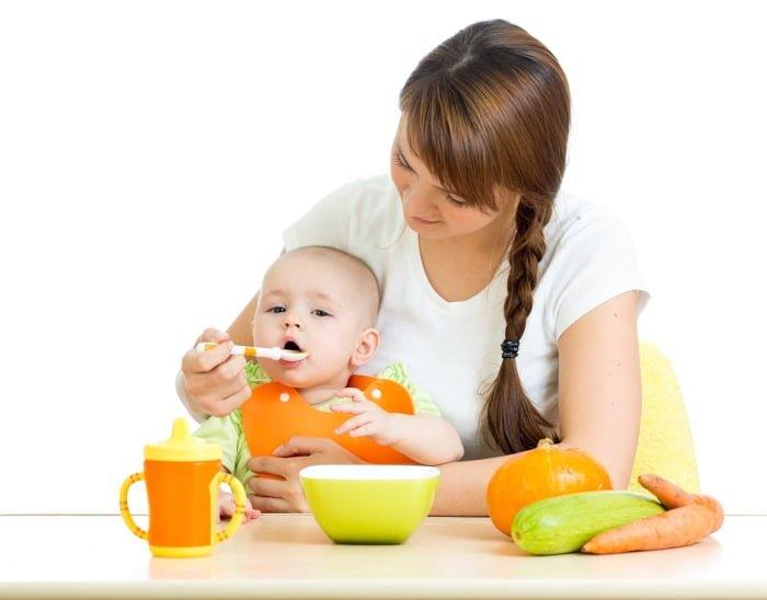 Введение тыквы в прикорм